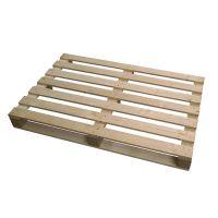 Palet de madera 3 patines 1200x800x127 mm ISPM 15