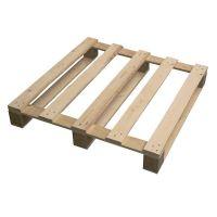 Palet de madera 800x800x120 mm - ISPM 15