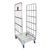 Roll container encajable de 2 laterales 1715x800x720mm