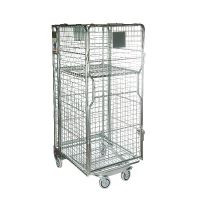 Roll container de seguridad encajable 1676x860x737mm