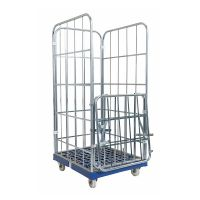 Roll container 810x720x1620mm de 4 laterales