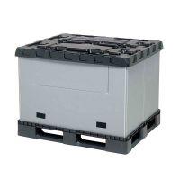Paletbox de plástico 1227x1027x965mm plegable