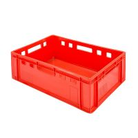 Caja cárnica apilable Euronorm E2 600x400x200mm