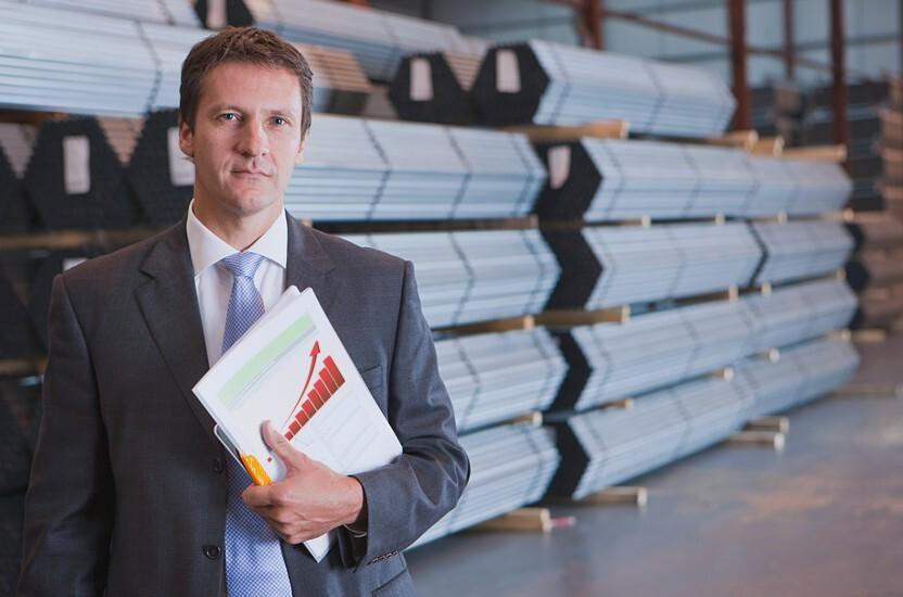 El alquiler de packaging de metal como remedio a la subida del precio del acero