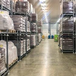 Buena cooperación entre Antwerp Cold Stores y Rotom