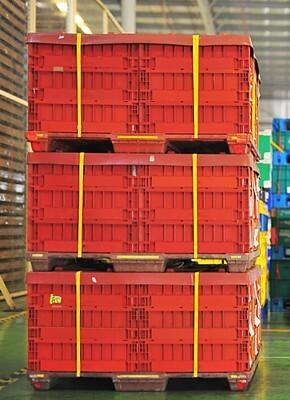 El packaging retornable es el futuro de la cadena de suministro