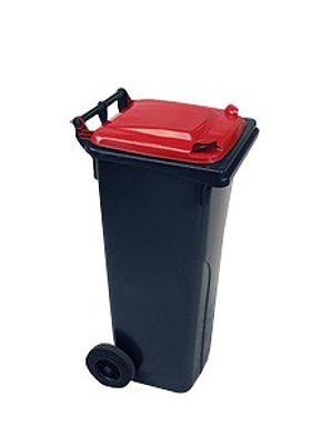 El reciclaje en contenedores de basura