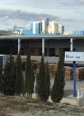 Nueva ubicación de Rotom España