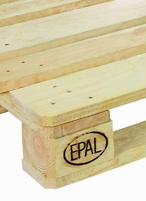 Palets EPAL: Características principales