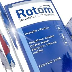 Identidad Corporativa implementada en todo el Grupo Rotom