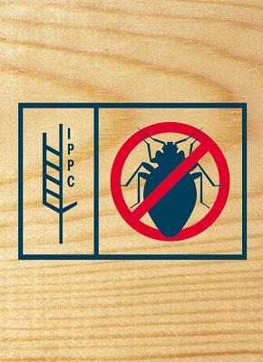 NIMF 15:  Norma Internacional para Medidas Fitosanitarias del packaging