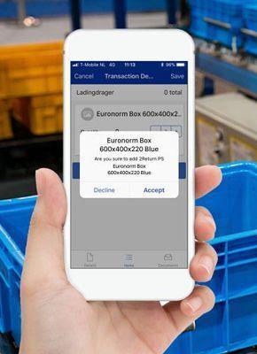 Los beneficios del pooling de envases y embalajes en logística